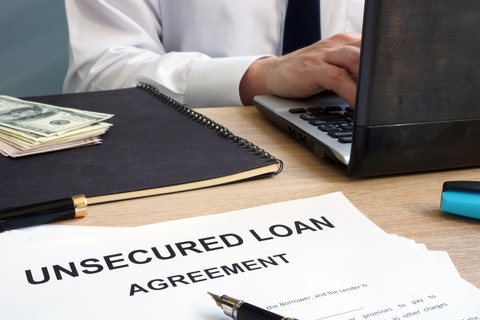 Image for Unsecured Loan